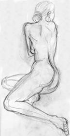 drawing-woman