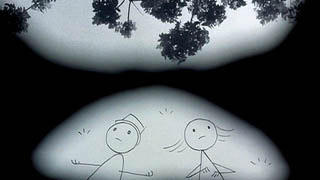 Don Hertzfeldt's animation It's Such a Beautiful Day was voted the audience favourite.