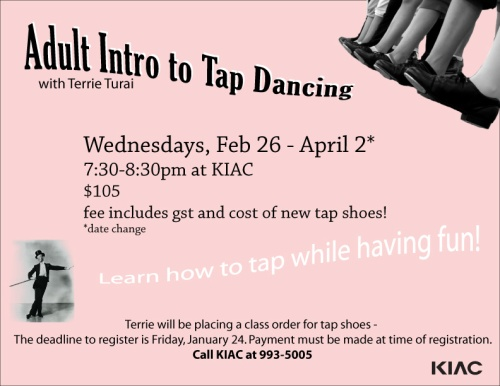Tap Dancing