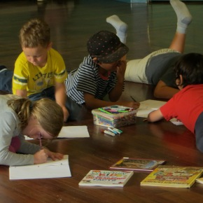 The Kids Are Alright: Summer ArtCamp