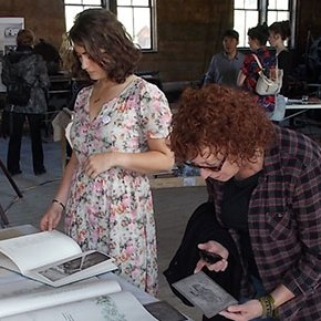 3rd Print and Publishing Symposium Shows the Fine, Fun Art ofPrint