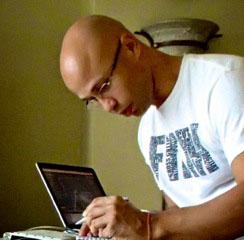 Van Cooper ran a Unlocking FCP 7 workshop for editors at DCISFF