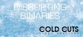2016 Cold Cuts Video Festival — <i>DisruptingBinaries</i>