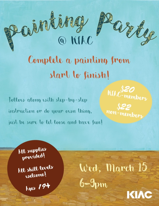 Painting Party Mar 2017
